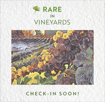 RARE in the Wineyards