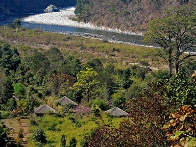 Vanghat : Forest Living